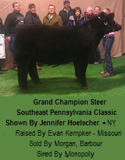 Grand Champion In Pennsylvania
