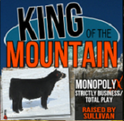 King Of te Mountain