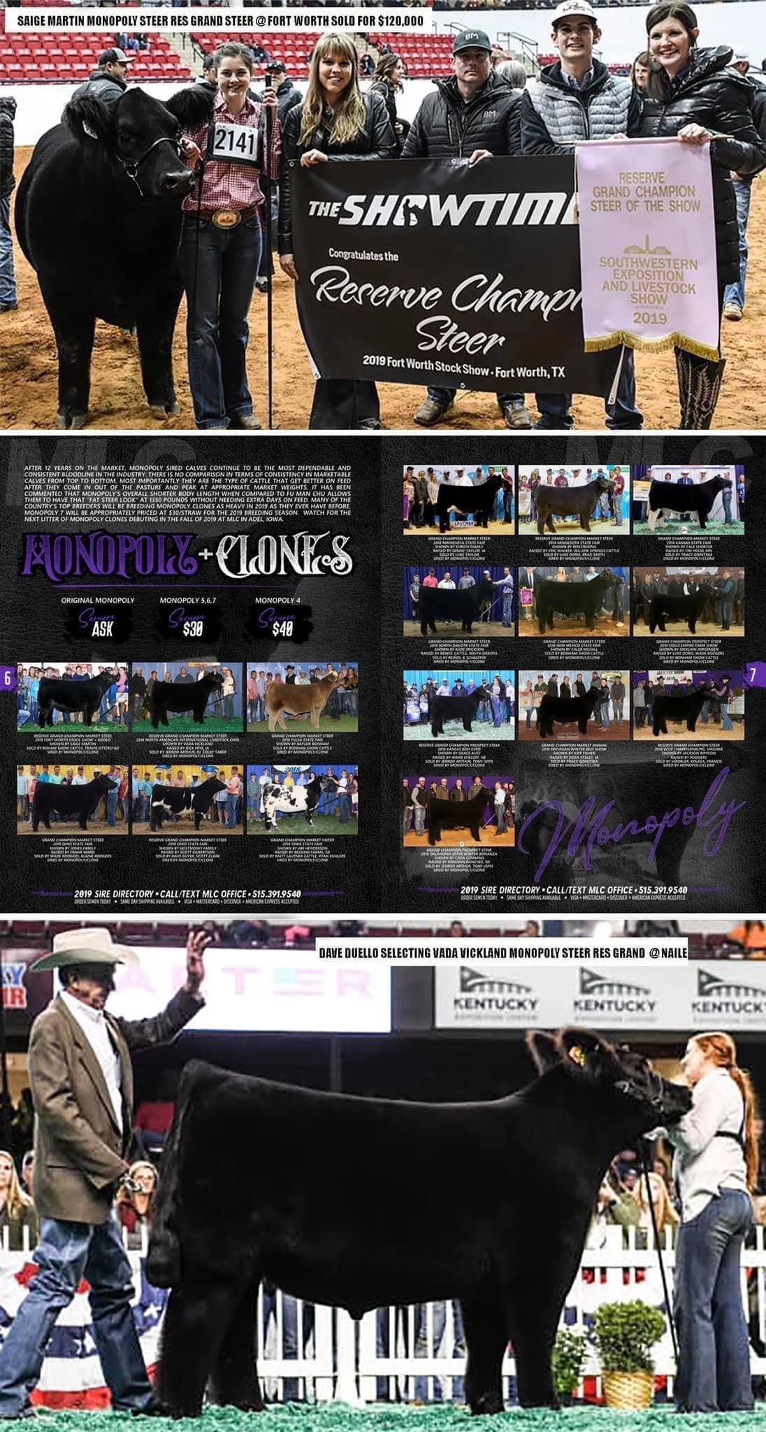 Home - Page 3 of 2396 - Matt Lautner Cattle - Order Cattle Semen For